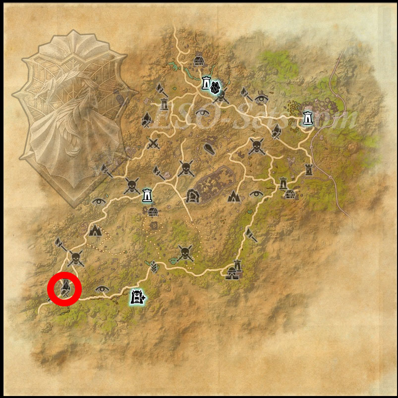 Valenwood Border Artisan Camp