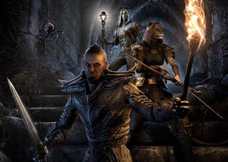 Explorer Celebration Event in the Elder Scrolls Online