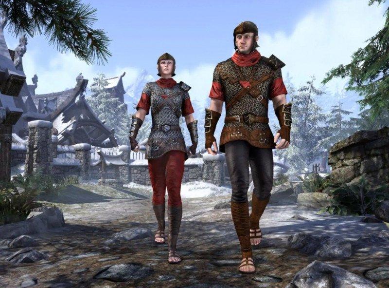 Second Legion outfit showcase Midyear Mayhem ESO