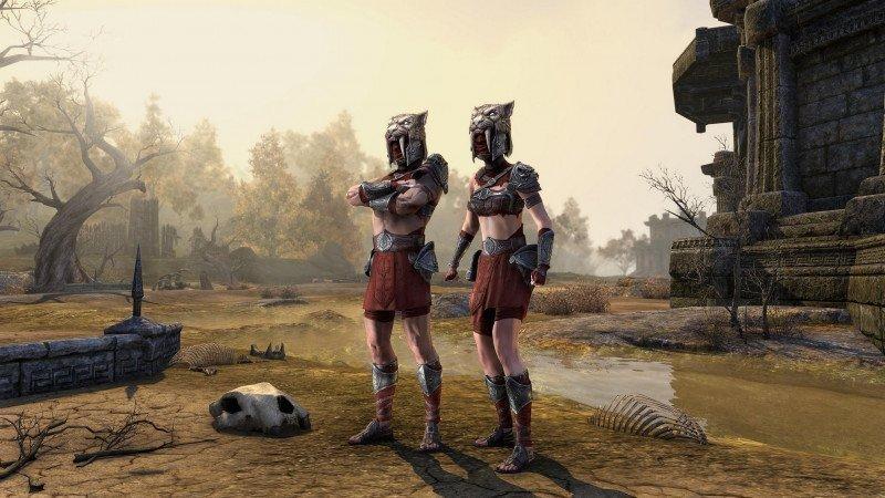Paravant's Letale Armor Pack Midyear Mayhem ESO