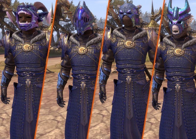 Opal Styles Bloodspawn, Engine Guardian, Illambris, Troll King ESO