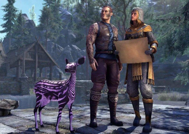 Lost Treasures of Skyrim Event ESO Rewards