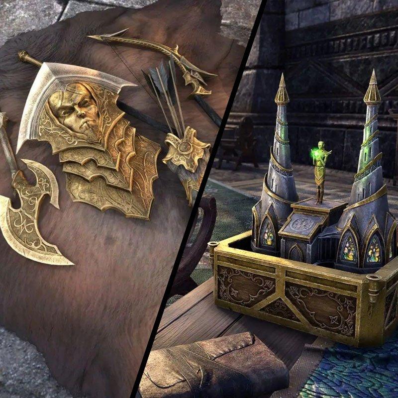 Tribunal Event Rewards Showcase