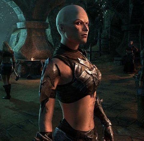 Sister Celdina Deadlands DLC ESO