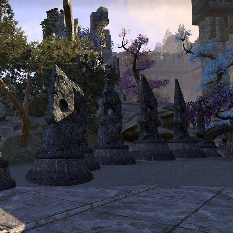 Mundus Stone placement in your home in ESO