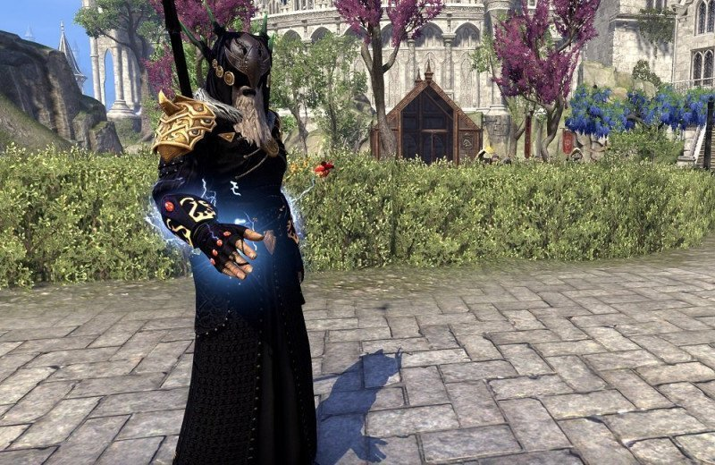 Major and Minor Buffs and debuffs in ESO Sorcerer Showcase