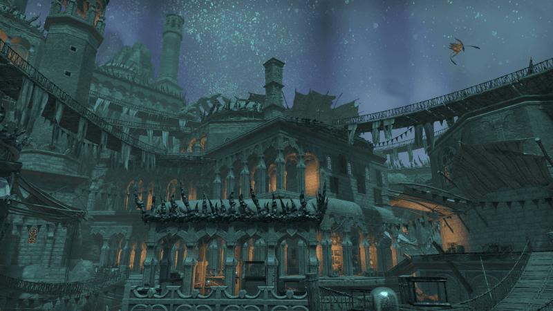 Deadlands DLC zone Fargrave Screenshot