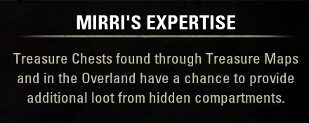 Mirri's Expertise Special Skill Ability