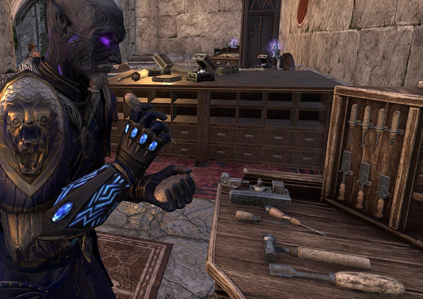 Jewelry table Jewelry Crafting Guide ESO