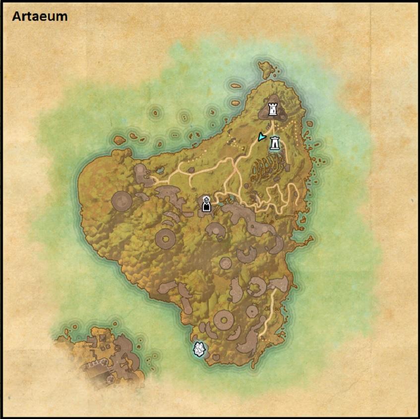 Artaeum Zone Antiquities Grind ESO