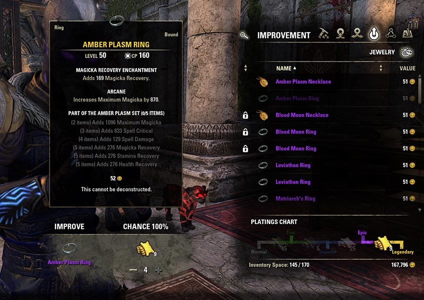 Improvement Process Jewelry Crafting Guide ESO