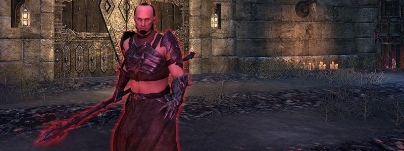 Cyronin Artellian second boss in Dread Cellar ESO
