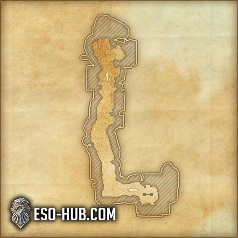 Dread Cellar Map 6