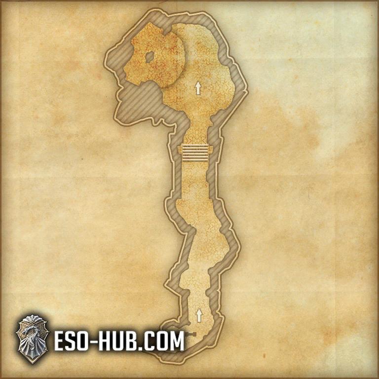 Dread Cellar Map 5