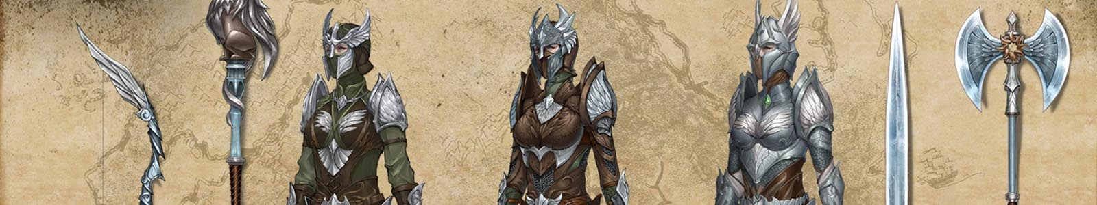 Storm Knight's Plate Overland Armor Set header