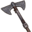 Medusa Dungeon Battle Axe