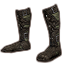 The Worm's Raiment Dungeon Shoes