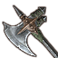 True-Sworn Fury Dungeon Battle Axe