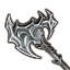 Unleashed Ritualist Dungeon Battle Axe
