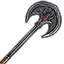 Berserking Warrior Trial Battle Axe