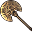 Perfected Disciplined Slash Trial Battle Axe