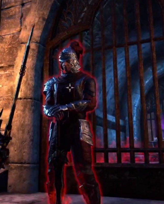 Prior Tguerruc Sarazen Endboss Red Petal Dungeon ESO