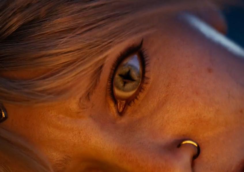 Eveli Scharfpfeil Augen